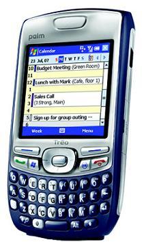 foto del cellulare Palm Treo 750