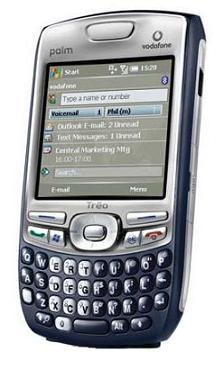 foto del cellulare Palm Treo 750v