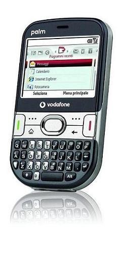 foto del cellulare Palm Treo 500v