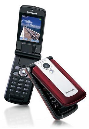foto del cellulare Panasonic VS6