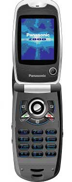 foto scheda Panasonic Z800