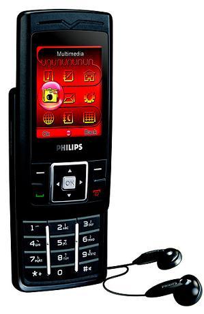 foto del cellulare Philips 390