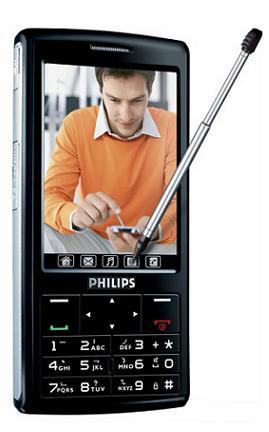 foto del cellulare Philips 399