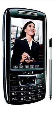Foto scheda philips 699 dual sim