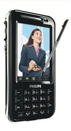 foto del cellulare Philips 892