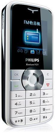 foto del cellulare Philips Xenium 9@9z
