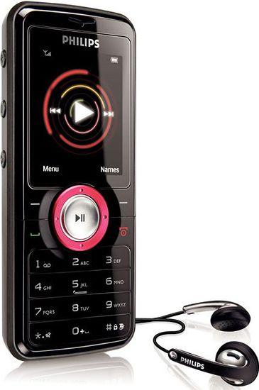 foto del cellulare Philips M200