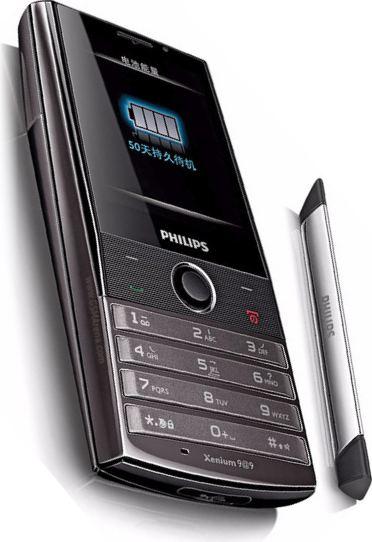 foto del cellulare Philips X603 Xenium