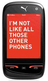 foto del cellulare PosteMobile Puma Phone