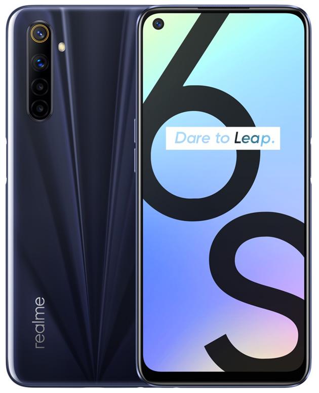 foto del cellulare Realme 6s