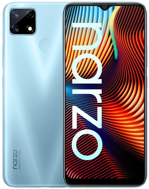 foto del cellulare Realme Narzo 20