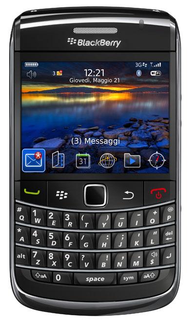 foto del cellulare Rim BlackBerry 9700 Bold