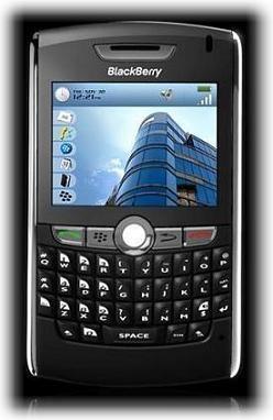 foto del cellulare Rim BlackBerry 8820