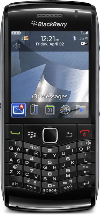 foto del cellulare Rim BlackBerry 9100 Pearl 3G