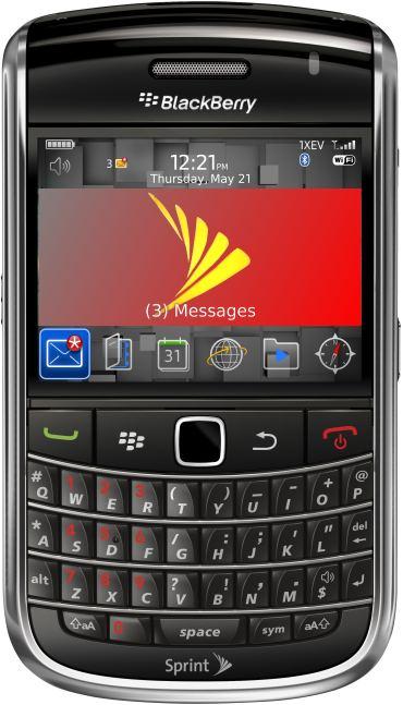 foto del cellulare Rim BlackBerry 9650 Bold