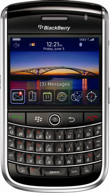 foto del cellulare Rim BlackBerry 9630 Tour