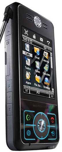 foto del cellulare Motorola Rokr E6