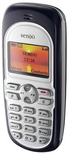 foto del cellulare Sendo S1