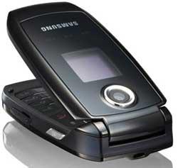 foto del cellulare Samsung S501i