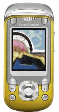 foto del cellulare Sony Ericsson S600