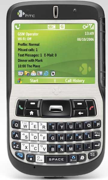 foto del cellulare Htc S620