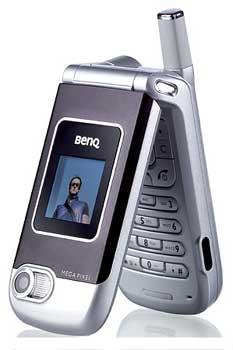 foto del cellulare BenQ S80