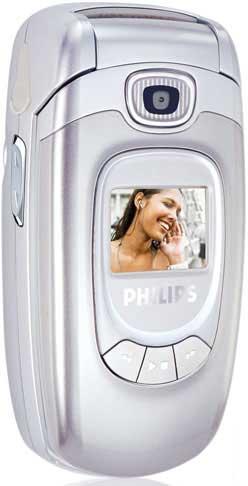 foto del cellulare Philips S880