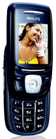 foto del cellulare Philips S890