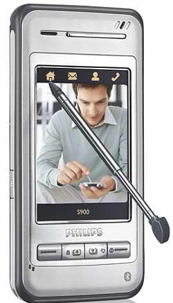 foto del cellulare Philips S900