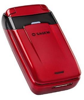 foto del cellulare Sagem MY200c