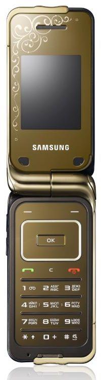 foto del cellulare Samsung L310
