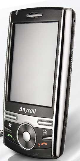 foto del cellulare Samsung i710