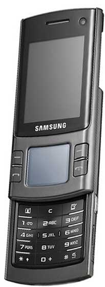 foto del cellulare Samsung S7330