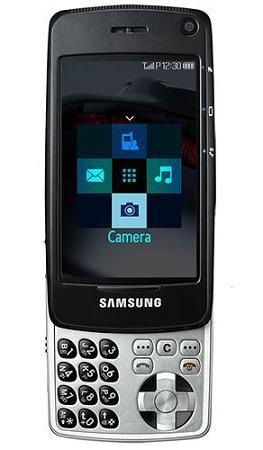 foto del cellulare Samsung F520