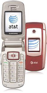 foto del cellulare Samsung A127
