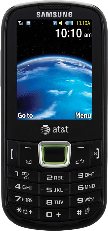 foto del cellulare Samsung Evergreen