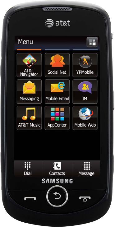 foto del cellulare Samsung Solstice II