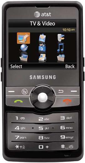 foto del cellulare Samsung Access A827