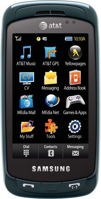 foto del cellulare Samsung Impression A877