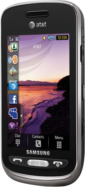 foto del cellulare Samsung A887 Solstice