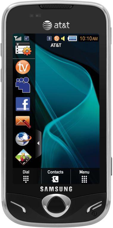 foto del cellulare Samsung A897 Mythic