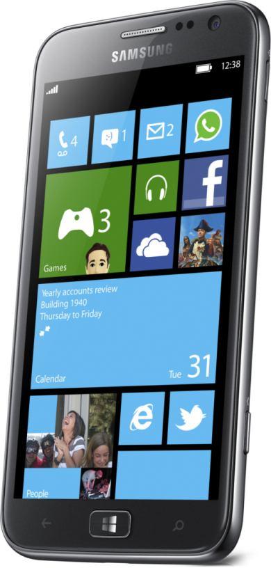 foto del cellulare Samsung Ativ S