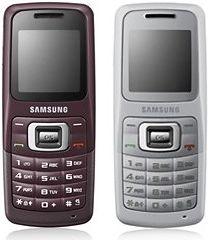 foto del cellulare Samsung B130