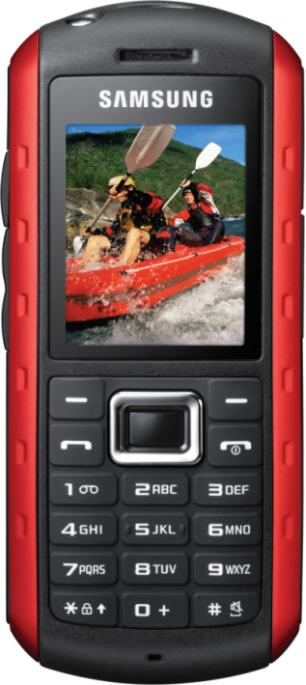 smartphone Samsung Solid Extreme B2100