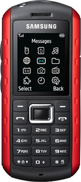 foto del cellulare Samsung Xplorer B2100