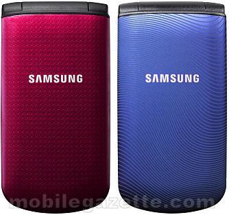 foto del cellulare Samsung B300