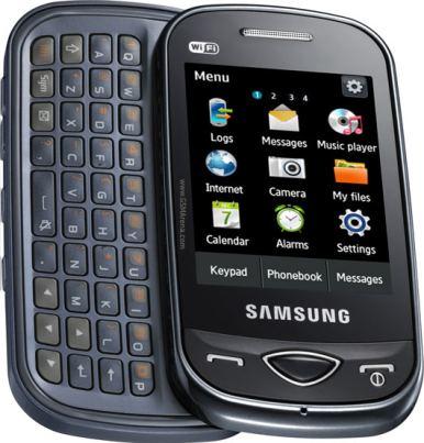 foto del cellulare Samsung B3410W Chat