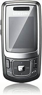 foto del cellulare Samsung B520