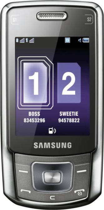 foto del cellulare Samsung B5702