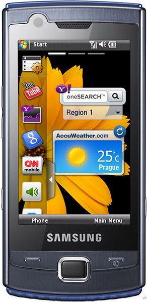 foto del cellulare Samsung Omnia Lite B730